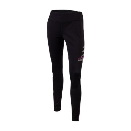 Běžecké windproof kalhoty SELENA (Barva černá, Velikost XL)