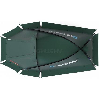 Stan HUSKY Extreme   Flame 2 zelená  + Sleva 5% - zadej v košíku kód: SLEVA5