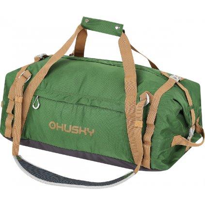 Taška HUSKY  Goody 60 l zelená  + Sleva 5% - zadej v košíku kód: SLEVA5