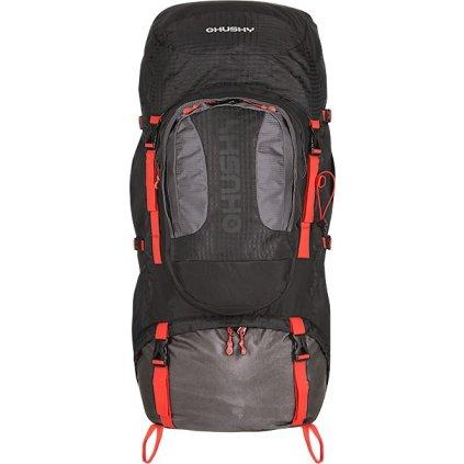 Batoh Expedice HUSKY  Samont 60+10 l černá  + Sleva 5% - zadej v košíku kód: SLEVA5