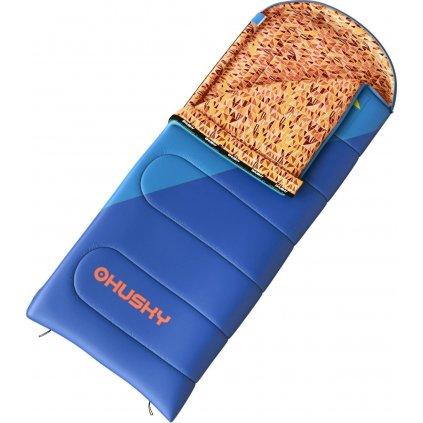 Spacák HUSKY Outdoor Kids Milen -5°C modrá  + Sleva 5% - zadej v košíku kód: SLEVA5