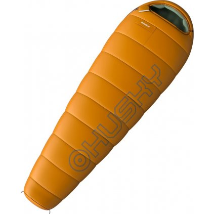 Spacák řady Mikro  HUSKY Mini 0°C oranžová  + Sleva 5% - zadej v košíku kód: SLEVA5