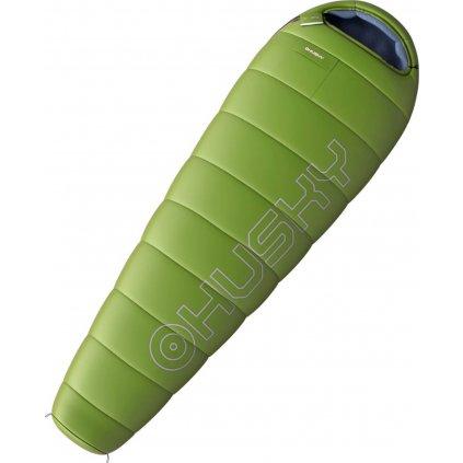 Spacák řady Mikro HUSKY Mikro +2°C zelená  + Sleva 5% - zadej v košíku kód: SLEVA5