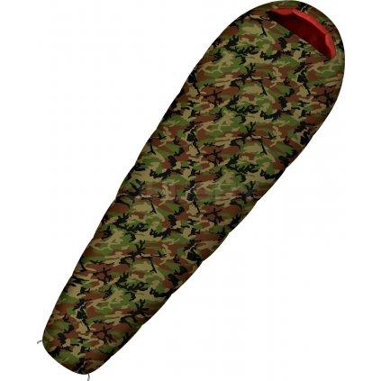 Spacák HUSKY Outdoor Army -17°C khaki  + Sleva 5% - zadej v košíku kód: SLEVA5