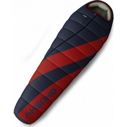 Spacák HUSKY xtreme  Emotion -22°C červená  + Sleva 5% - zadej v košíku kód: SLEVA5