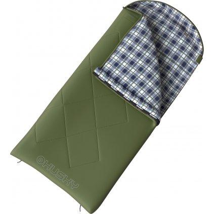 Spacák dekový   Kids Galy -5°C zelená  + Sleva 5% - zadej v košíku kód: SLEVA5