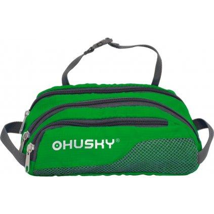 Kosmetická taštička HUSKY  Fly zelená  + Sleva 5% - zadej v košíku kód: SLEVA5