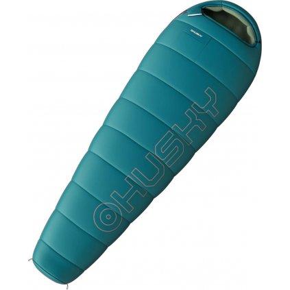 Spacák řady Mikro HUSKY Mini 0°C modrá  + Sleva 5% - zadej v košíku kód: SLEVA5