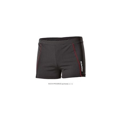 Pánské sportovní plavky s nohavičkou PROGRESS Navigator  + Sleva 5% - zadej v košíku kód: SLEVA5