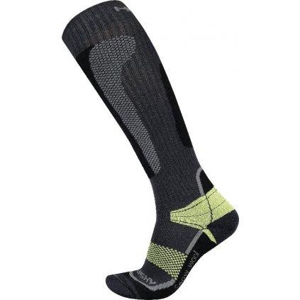 Ponožky HUSKY   Snow Wool zelená  + Sleva 5% - zadej v košíku kód: SLEVA5