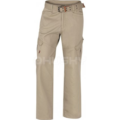 Pánské kalhoty   Kaly M béžová (Velikost XL)