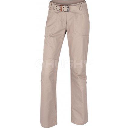 Dámské kalhoty   Kaly L béžová (Velikost XS)