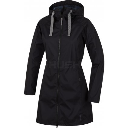 Dámský softshellový kabátek   Sara L S černá (Velikost XL)