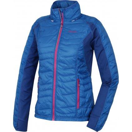 Dámská outdoorová bunda HUSKY Nimes L modrá  + Sleva 5% - zadej v košíku kód: SLEVA5