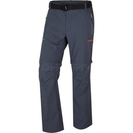 Pánské outdoor kalhoty HUSKY  Pilon M antracit  + Sleva 5% - zadej v košíku kód: SLEVA5