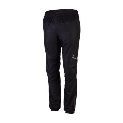 Cross Country kalhoty AMO (Barva černá, Velikost XXL)