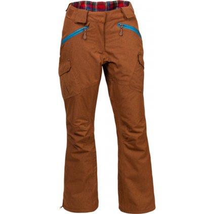 Dámské zimní kalhoty WOOX Braccis Lanula Ginger Chica  + Sleva 5% - zadej v košíku kód: SLEVA5