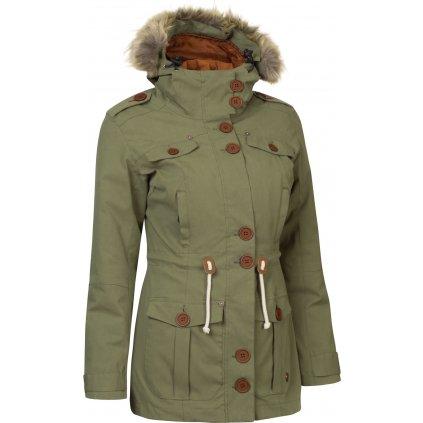 Dámská zimní bunda Lanula Miles Chica (Velikost 44)