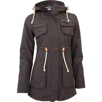 Dámská outdoorová bunda WOOX Drizzle Parka Ladies´ Grey  + Sleva 5% - zadej v košíku kód: SLEVA5