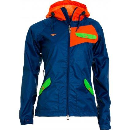 Dámská softshellová bunda WOOX Rain Winner Ladies Blue  + Sleva 5% - zadej v košíku kód: SLEVA5