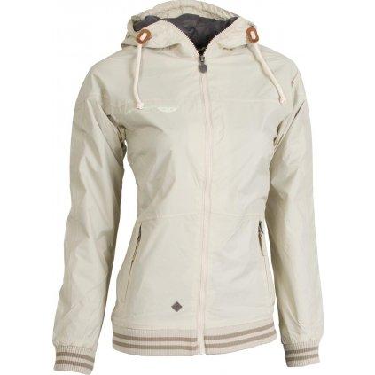 Dámská podzimní bunda WOOX Streetshell Ladies´ Beige VOL. II  + Sleva 5% - zadej v košíku kód: SLEVA5