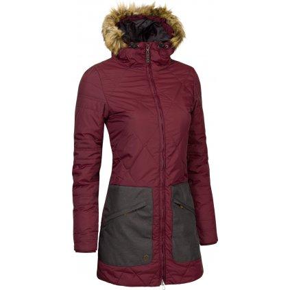 Dámská zimní bunda WOOX Pinna Pluma Chica  + Sleva 5% - zadej v košíku kód: SLEVA5