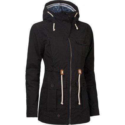 Dámská outdoorová bunda WOOX Ventus Urban anthracite chica  + Sleva 5% - zadej v košíku kód: SLEVA5