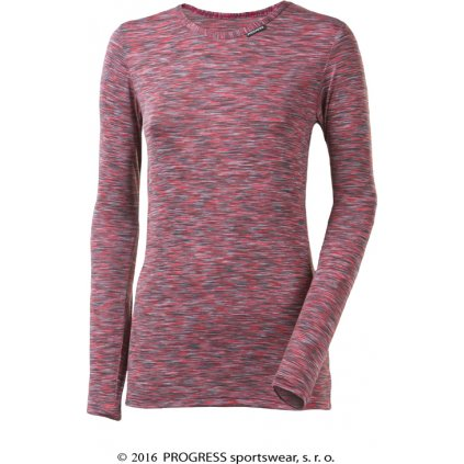 Dámské triko s dlouhým rukávem PROGRESS Loca  + Sleva 5% - zadej v košíku kód: SLEVA5
