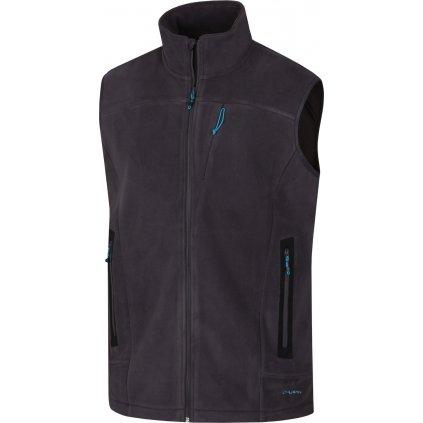 Pánská outdoor vesta Brofer M grafit (Velikost XXL)