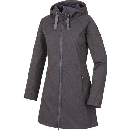 Dámský softshellový kabátek HUSKY Sara L grafit  + Sleva 5% - zadej v košíku kód: SLEVA5