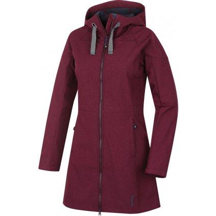 Dámský softshellový kabátek HUSKY Sara L fíková  + Sleva 5% - zadej v košíku kód: SLEVA5