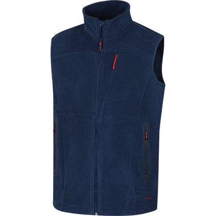 Pánská outdoor vesta Brofer M tm.modrá (Velikost XXL)