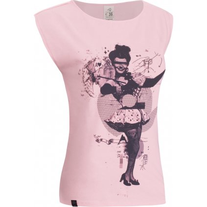 Dámské tričko WOOX Ballare Rubens  + Sleva 5% - zadej v košíku kód: SLEVA5
