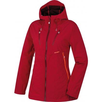 Dámská softshellová bunda HUSKY Salex L tm. růžová  + Sleva 5% - zadej v košíku kód: SLEVA5