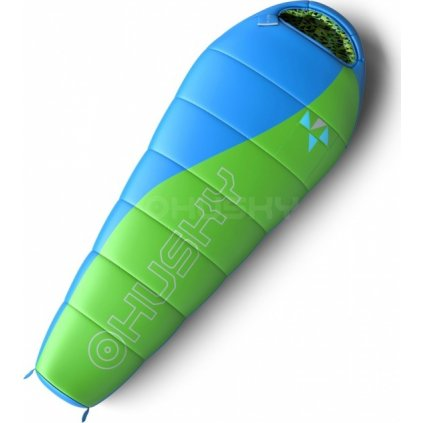 Spacák HUSKY Outdoor  Kids Merlot -10°C zelená  + Sleva 5% - zadej v košíku kód: SLEVA5