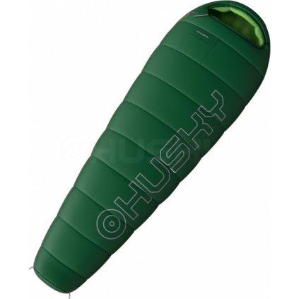 Spacák HUSKY Outdoor Monti -11°C zelená  + Sleva 5% - zadej v košíku kód: SLEVA5