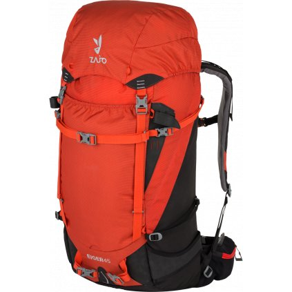 Batoh Eiger 45 Backpack rudá (Velikost L)