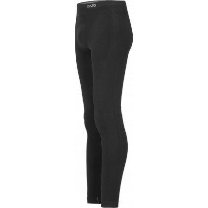 Pánské spodky Contour M Pants černá (Velikost XL)