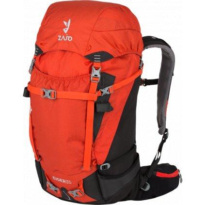 Batoh Eiger 35 Backpack rudá (Velikost M)