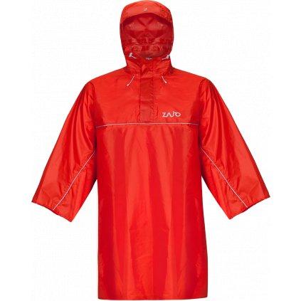 Pláštěnka Poncho Neo rudá (Velikost XL)