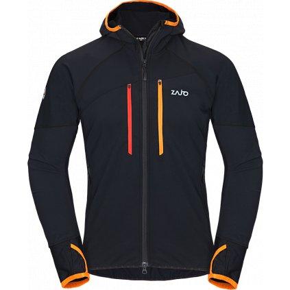 Pánská bunda ZAJO Ramsau Jkt černá  + Sleva 5% - zadej v košíku kód: SLEVA5