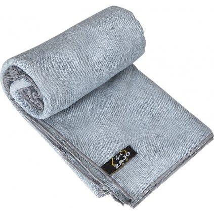 Terry Towel sivá (Velikost UNI)