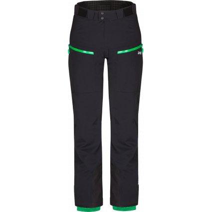 Pánské kalhoty ZAJO Nassfeld Pants černá  + Sleva 5% - zadej v košíku kód: SLEVA5