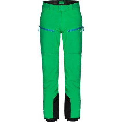 Pánské kalhoty ZAJO Nassfeld Pants zelená  + Sleva 5% - zadej v košíku kód: SLEVA5