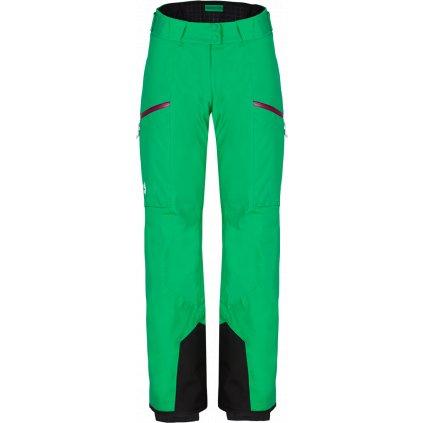 Dámské kalhoty ZAJO Civetta W Pants zelená  + Sleva 5% - zadej v košíku kód: SLEVA5