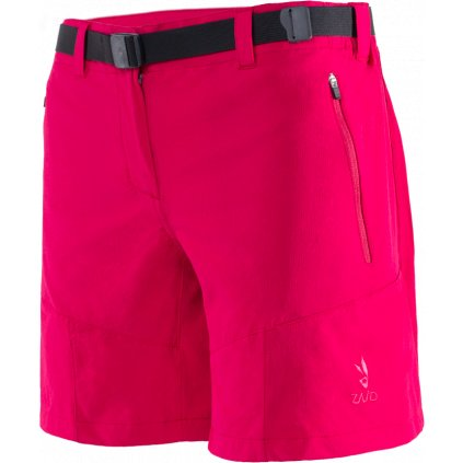 Dámské kraťasy Tabea W Shorts růžová (Velikost 3XL)