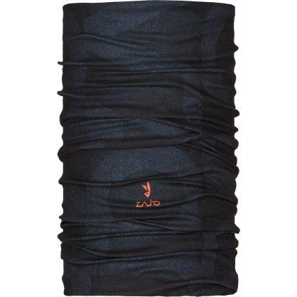Šátek Unitube černá (Velikost UNI)