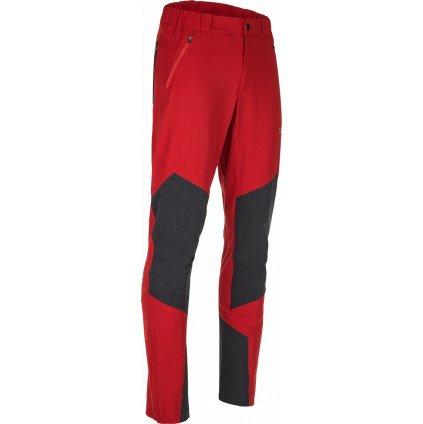 Pánské turistické kalhoty ZAJO Tactic Neo Pants rudá  + Sleva 5% - zadej v košíku kód: SLEVA5
