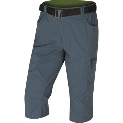 Pánské 3/4 kalhoty HUSKY Klery M tm. šedá  + Sleva 5% - zadej v košíku kód: SLEVA5