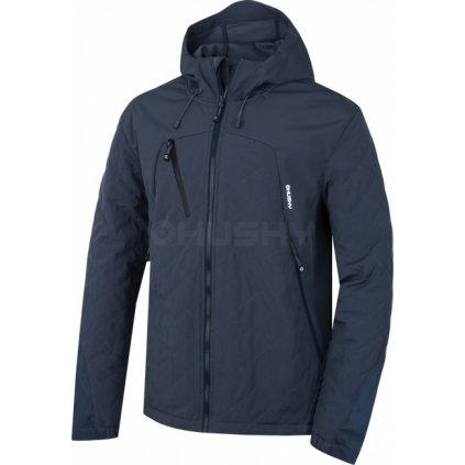Pánská softshell bunda  HUSKY Salex M antracit, L  + Sleva 5% - zadej v košíku kód: SLEVA5